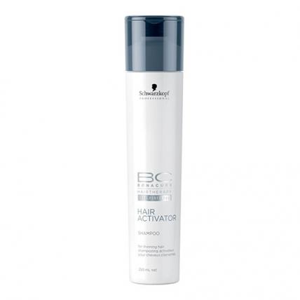 Schwarzkopf Professional Bonacure Hair Activator - Шампунь, активизирующий рост волос, 250мл
