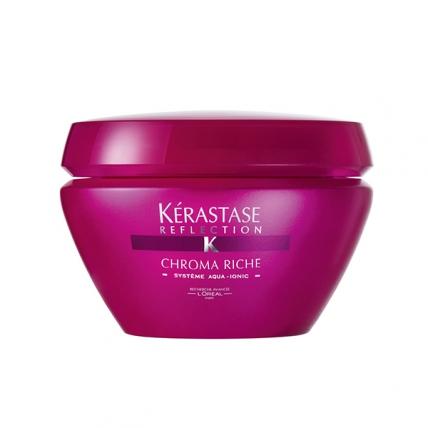 Kerastase Chroma Riche - Маска для окрашенных и мелированных волос, 200мл