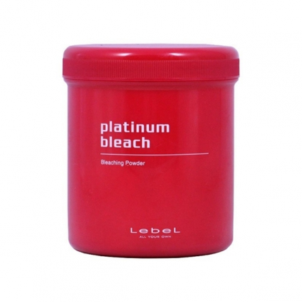 Lebel Platinum Bleach - Порошок осветляющий, 350гр