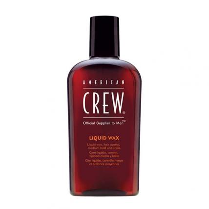American Crew Liquid Wax - Жидкий воск для укладки, 150мл
