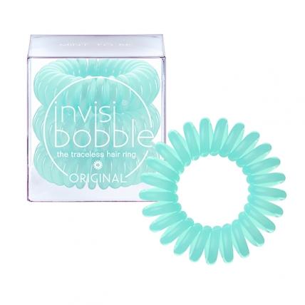 Invisibobble ORIGINAL Mint to Be - Резинка-браслет для волос, мятная, 3шт