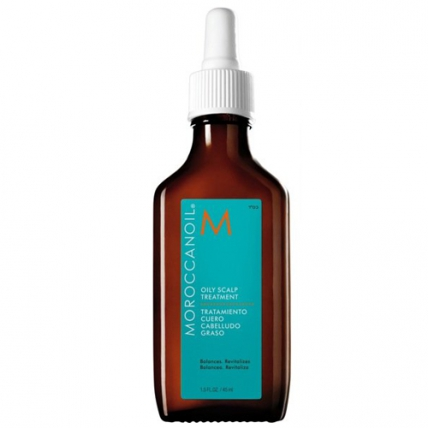 Moroccanoil Oily Scalp Treatment - Средство для ухода за жирной кожей головы, 45мл