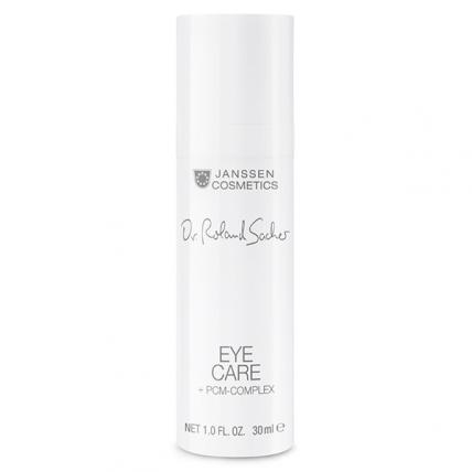 Janssen Dr. Roland Sacher Eye Care + PCM-Complex - Крем для кожи вокруг глаз с PCM-комплексом, 30мл