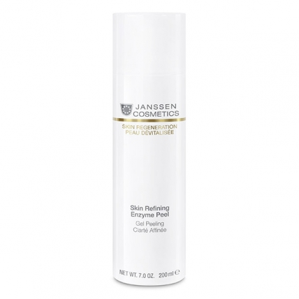 Janssen Skin Regeneration Anti-Age Skin Refining Enzyme Peel - Пилинг-гель энзимный, 200мл