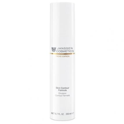 Janssen Cosmetics Trend Edition Anti-Age Skin Contour Formula Anti-age - Лифтинг-эмульсия увлажняющая, 200мл