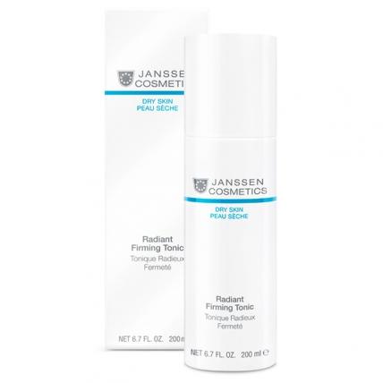 Janssen Cosmetics Dry Skin Radiant Firming Tonic - Тоник структурирующий, 200мл