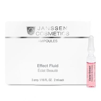 Janssen Cosmetics Ampoules Caviar Extract - Экстракт икры (супервосстановление), 3*2мл