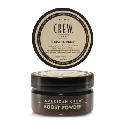American Crew Boost Powder - Пудра для объема волос, 10г