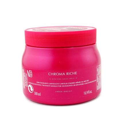 Kerastase Chroma Riche - Маска для окрашенных волос и мелированных волос, 500мл