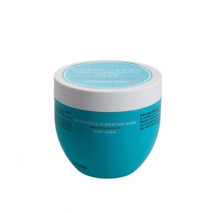 Moroccanoil Weightless Hydrating Mask - Маска увлажняющая для тонких волос, 500мл