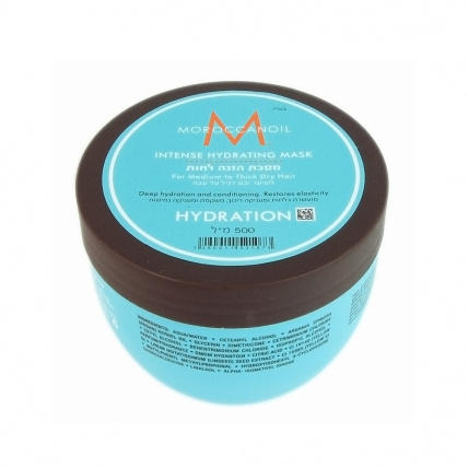 Moroccanoil Intense Hydrating Mask - Маска увлажняющая для поврежденных волос, 500мл