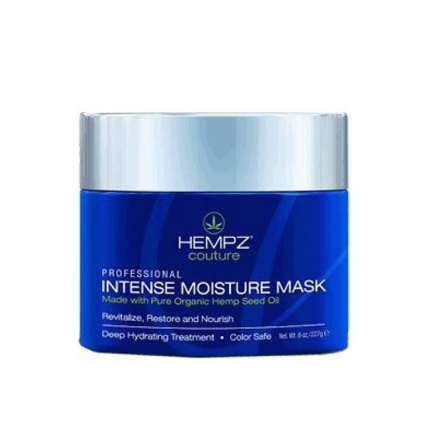 Hempz Intense Moisture - Маска для волос, увлажняющая, 227гр