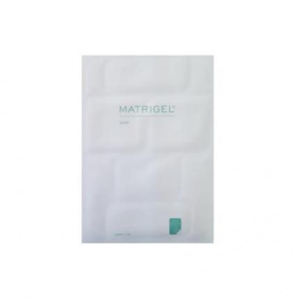 Janssen Cosmetics Matrigel Pure Face Set - Лифтинг-маска для лица, 5 белых пластин