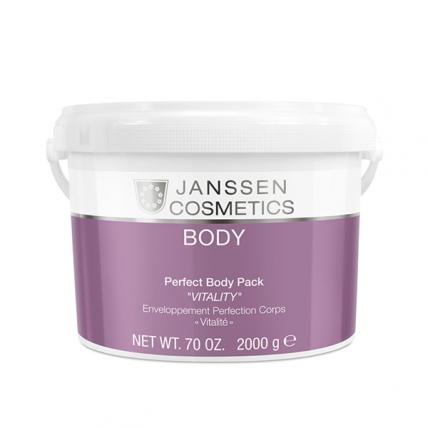 "Janssen Cosmetics Perfect Body Pack ""Vitality"" - Обертывание ревитализирующее омолаживающее, 2кг"