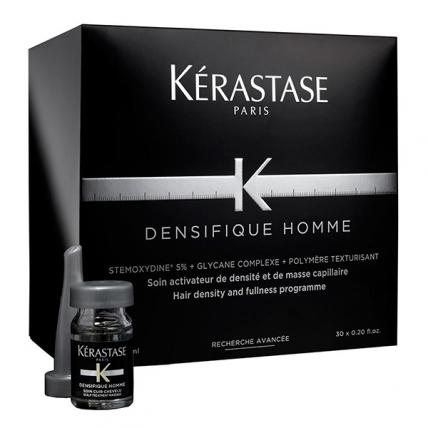 Kerastase Densite Homme - Активатор густоты и плотности волос для мужчин, 2 коробки 30*6мл