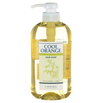 """Lebel Cool Orange - Шампунь """"Холодный апельсин"""", 600мл"""