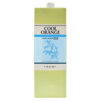 "Lebel Cool Ultra Orange - Шампунь ""Ультра холодный апельсин"", 1600мл"