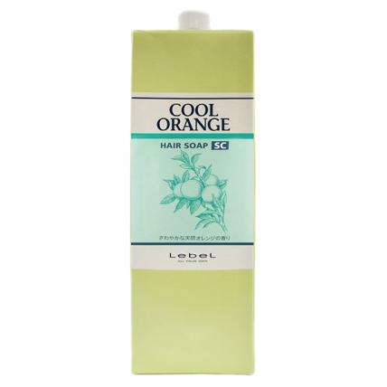 "Lebel Cool Super Orange - Шампунь ""Супер холодный апельсин"", 1600мл"