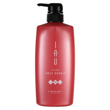Lebel IAU Cream Melt Repair - Крем для волос увлажняющий, 600мл