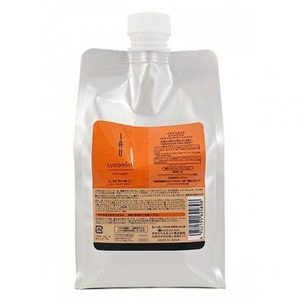 Lebel IAU Lycomint Root Suppli - Крем для волос питательный, 1000мл