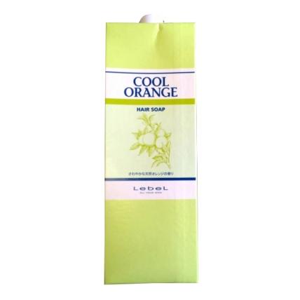 """Lebel Cool Orange - Шампунь """"Холодный апельсин"""", 1600мл"""