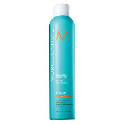 Moroccanoil Luminous Hairspray Finish Strong - Лак для волос, 330мл