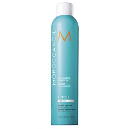 Moroccanoil Luminous Hairspray Finish Medium - Лак для волос, 330мл