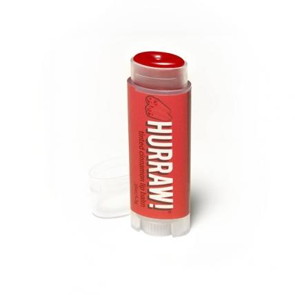 HURRAW! Cinnamon - Бальзам для губ, 4,3мл