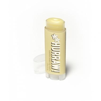 HURRAW! Vanilla Bean - Бальзам для губ, 4,3мл