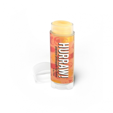 HURRAW! Papaya Pineapple - Бальзам для губ, 4,3мл