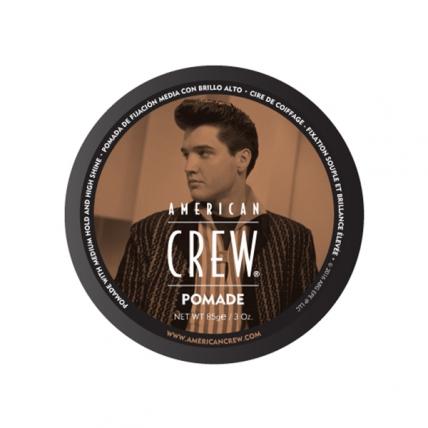 American Crew Pomade - Помада для укладки волос, 85г