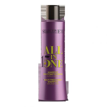 Selective Professional All In One - Шампунь для всех типов волос, 250мл