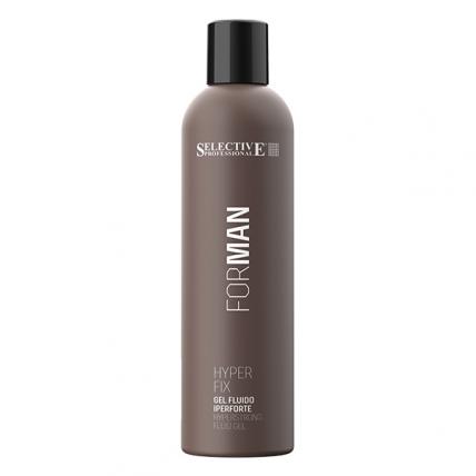 Selective Professional Hyper Fix - Гель-флюид для волос сверхсильной фиксации, 250мл