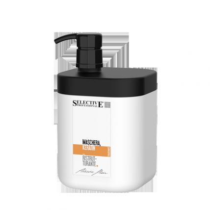 Selective Professional Keratin Rigenerante - Маска кератиновая, 1000мл