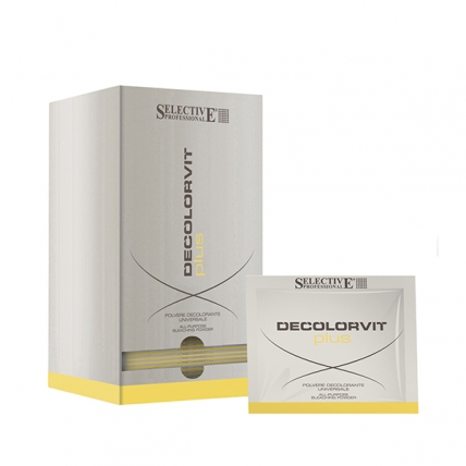 "Selective Professional Decolor Vit Plus - Средство для обесцвечивания волос ""шатуш"", 24*30мл"