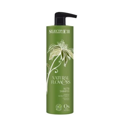 Selective Professional Nutri - Шампунь для волос питательный, 1000мл
