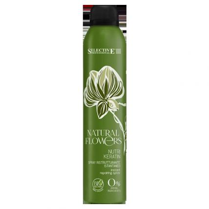 Selective Professional Nutri Кeratin - Спрей для волос регенерирующий, 150мл