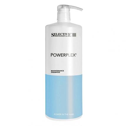 Selective Professional Powerplex - Шампунь для волос, 1000мл