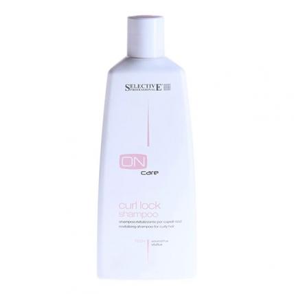 Selective Professional Сurl Lock - Шампунь для объема и вьющихся волос, 250мл