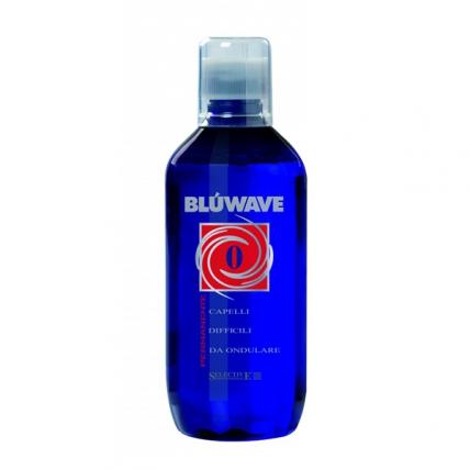 Selective Professional Blue Wave 0 - Химическая завивка для трудноподдающихся волос, 250мл