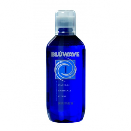 Selective Professional Blue Wave 1 - Химическая завивка для нормальных волос, 250мл