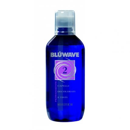 Selective Professional Blue Wave 2 - Химическая завивка поврежденных волос, 250мл