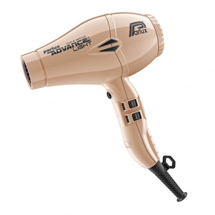 Parlux Advance Light Ionic Ceramic - Фен для волос (золотой, 2200W)