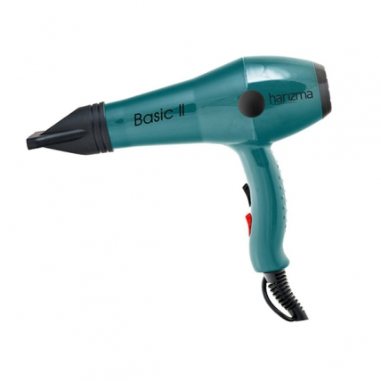 Harizma Basic-2 - Фен для волос зеленый, 2000Вт