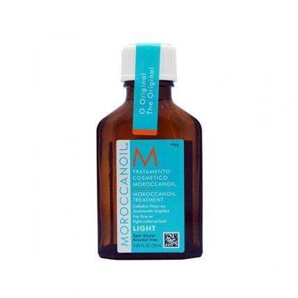 Moroccanoil Light Treatment for blond or fine hair - Масло восстанавливающее для светлых волос, 25мл
