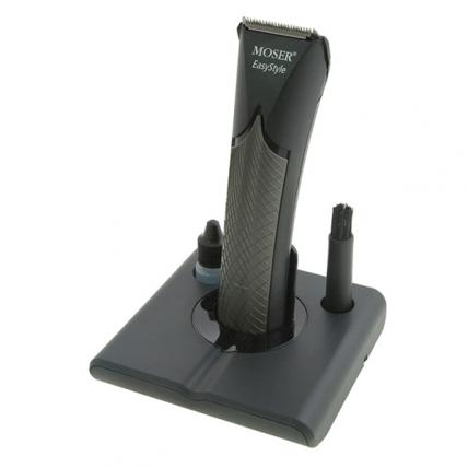 Moser EasyStyle - Машинка для стрижки аккумулятор/сеть, 6 насадок
