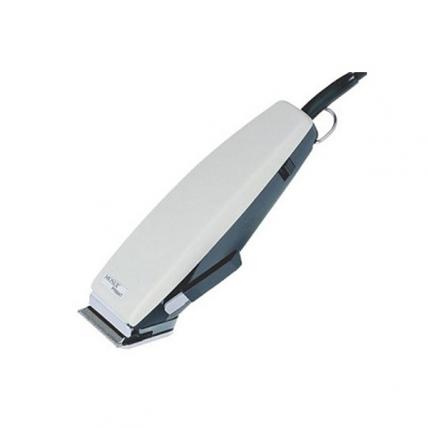 Moser Primat+ - Машинка для стрижки волос насдка №1,3 (белая)