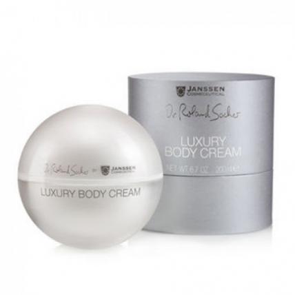 Janssen Dr. Roland Sacher Luxury Body Cream - Крем для тела, 200мл