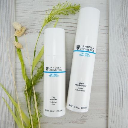Набор Janssen Спасение для сухой кожи