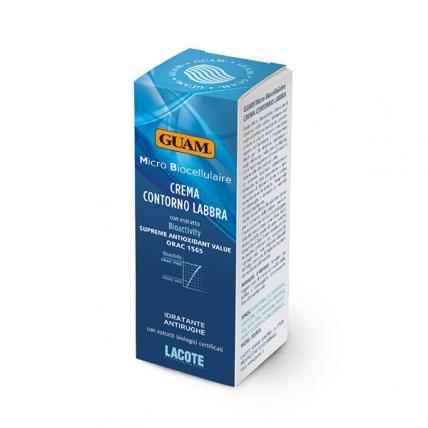 Guam Micro Biocellulaire - Крем для губ, 15мл